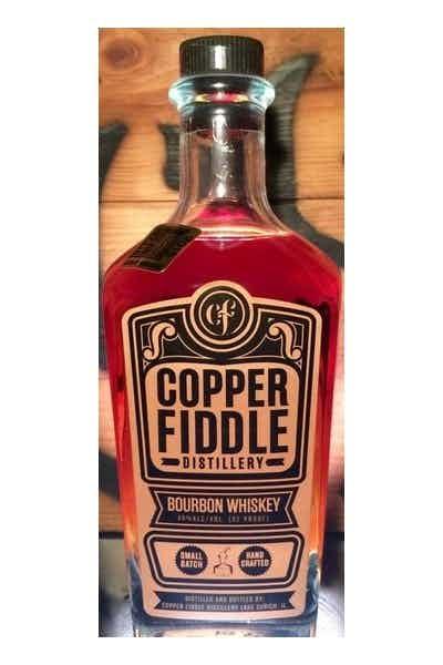 Copper Fiddle Bourbon Whiskey