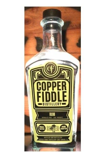 Copper Fiddle Silver Rum
