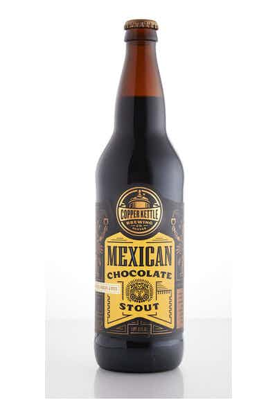 Copper Kettle Mexican Pumpkin Stout
