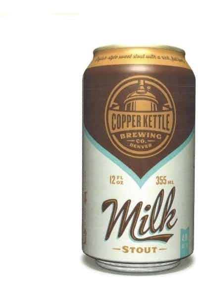 Copper Kettle Milk Stout