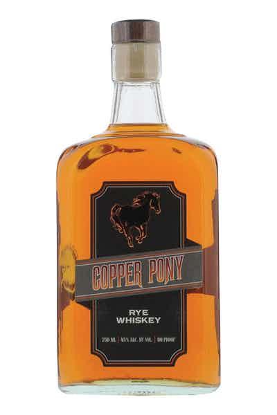 Copper Pony Rye Whiskey