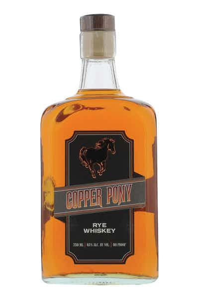 Copper Pony Rye Whiskey