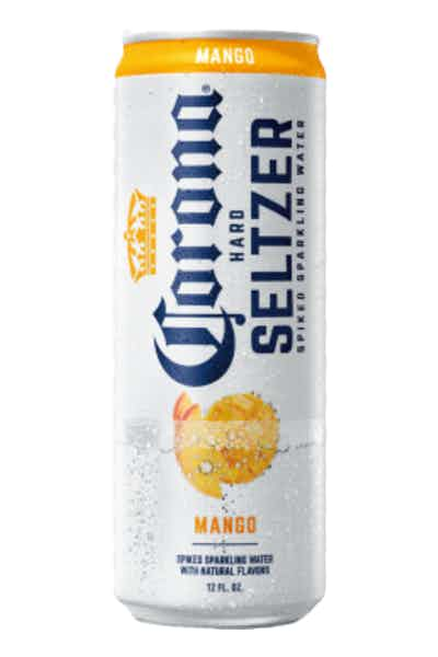 Corona Hard Seltzer Mango Gluten Free Spiked Sparkling Water