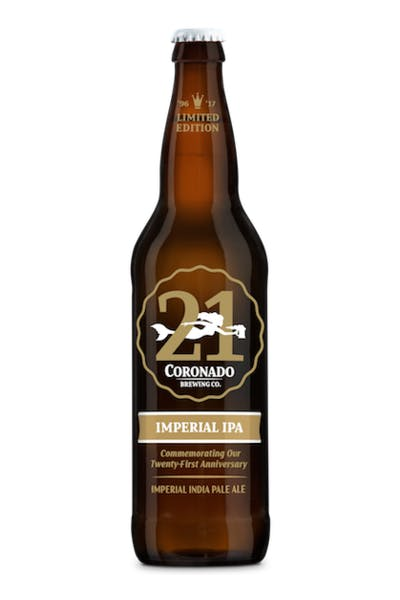 Coronado Nineteenth Anniversary Imperial IPA
