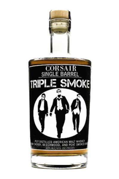 Corsair Whiskey Triple Smoke