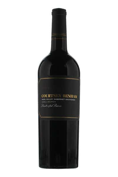 Courtney Benham Cabernet Howell Mountain