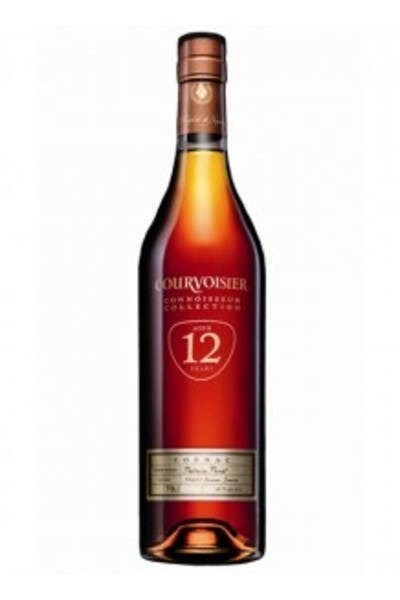 Courvoisier Connoisseur 12 Year Old Cognac