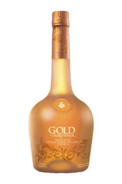 Courvoisier Gold Cognac & Moscato Wine Liqueur