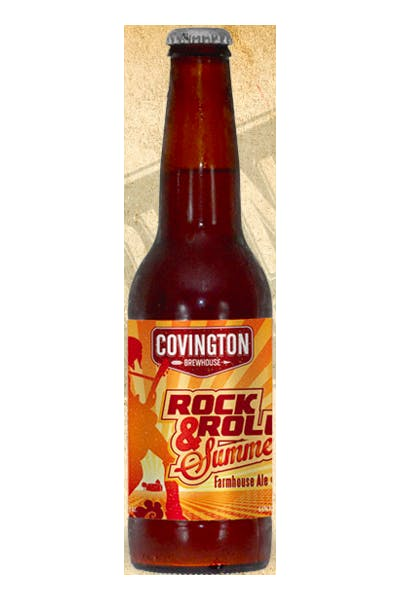 Covington Rock & Roll Summer Ale