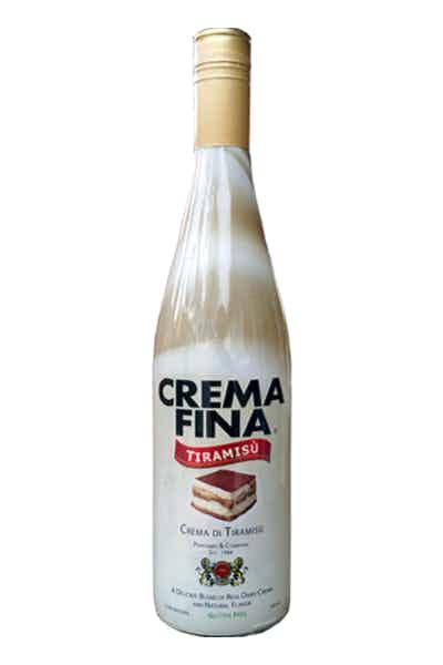 Crema Fina Tiramisu Liqueur