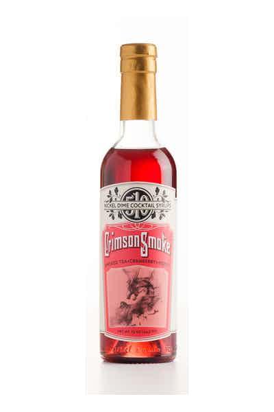 Crimson Smoke Cocktail Syrup