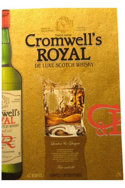 Cromwell's Scotch