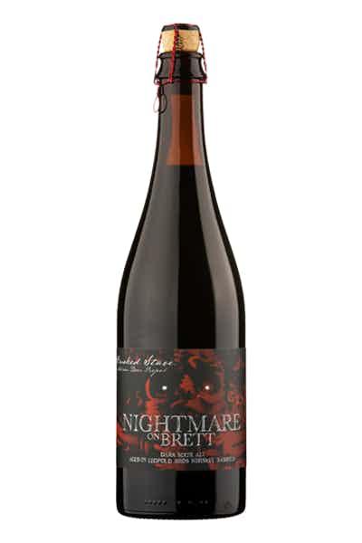Crooked Stave Nightmare On Brett Barrel Aged Dark Sour Ale