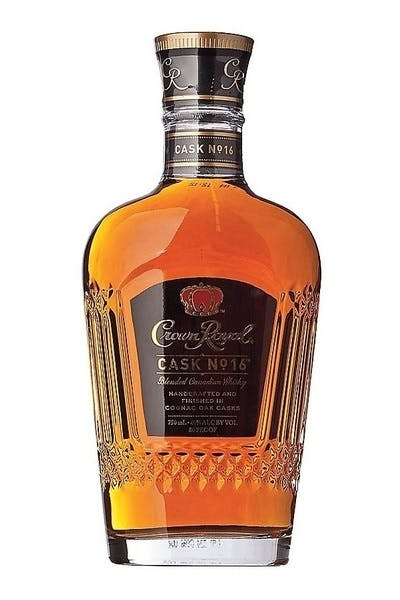 Crown Royal Canadian Cask 16 [Discontinued]