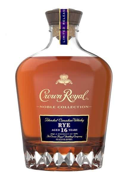 Crown Royal Noble Collection 16 Year Old Rye Blended Canadian Whisky