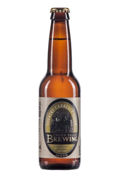 Crown Valley Country Carriage Cider
