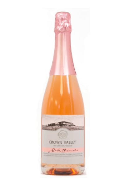 Crown Valley Pink Moscato
