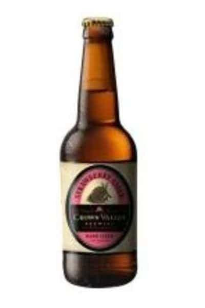 Crown Valley Strawberry Cider
