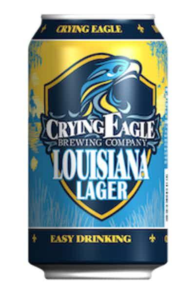 Crying Eagle Louisiana Lager