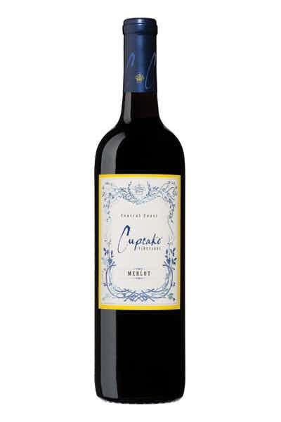 Cupcake® Vineyards Merlot Red Wine