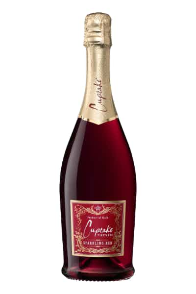 Cupcake® Vineyards Sparkling Red Wine