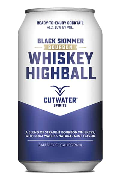 Cutwater Whiskey Highball