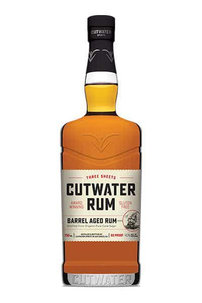Cutwater Barrel Aged Rum