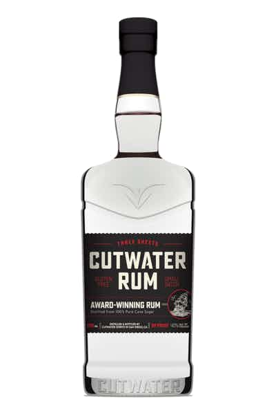 Cutwater Three Sheets White Rum