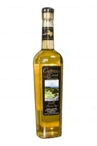 Cypress Creek Reserve Vanilla Rum