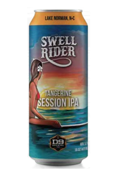D9 Swell Rider Tangerine Session IPA