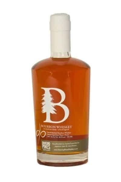 Dancing Pines Bourbon Whiskey