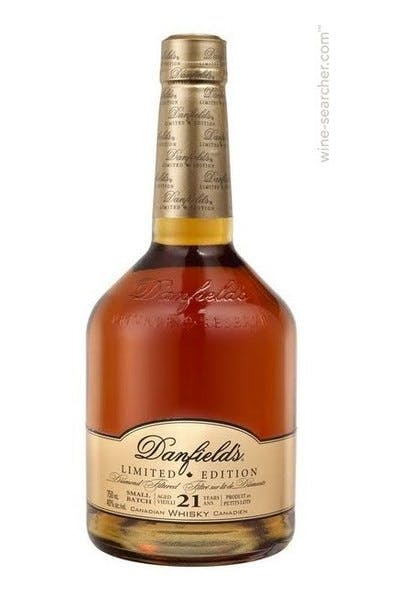 Danfields Private Reserve Whiskey