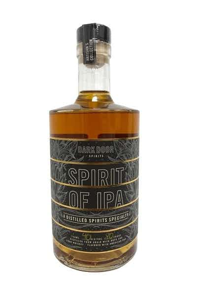 """Dark Door Spirits """"Spirit of IPA"""" Whiskey"""