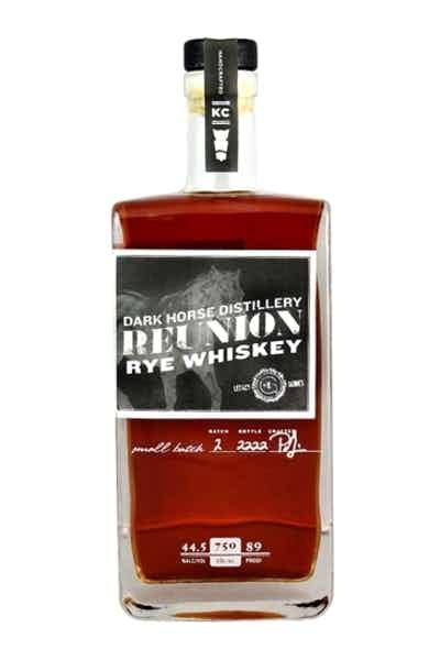 Dark Horse Distillery Reunion Rye