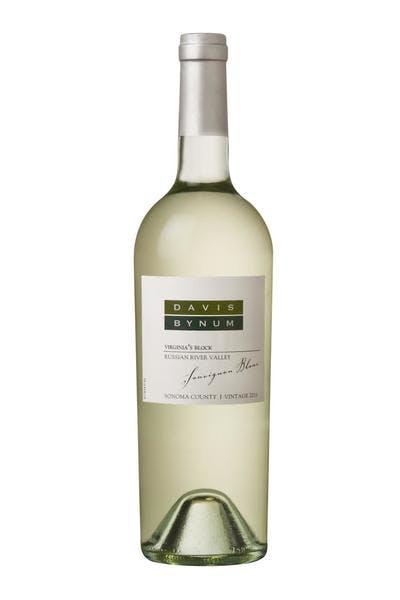 Davis Bynum Virginias Block Sauvignon Blanc