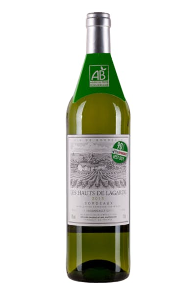 De Lagarde Bordeaux Blanc