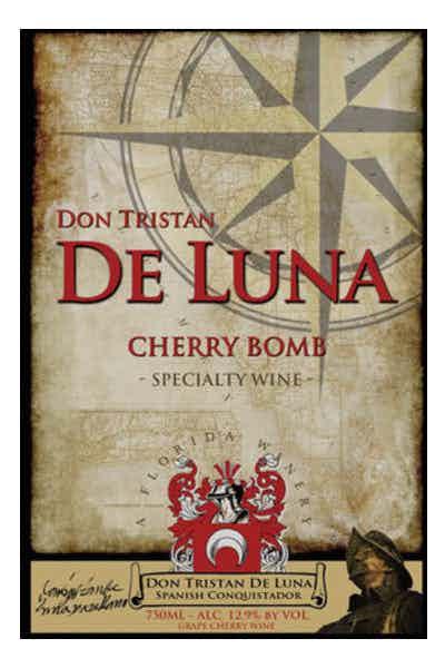 De Luna Cherry Bomb Sangria