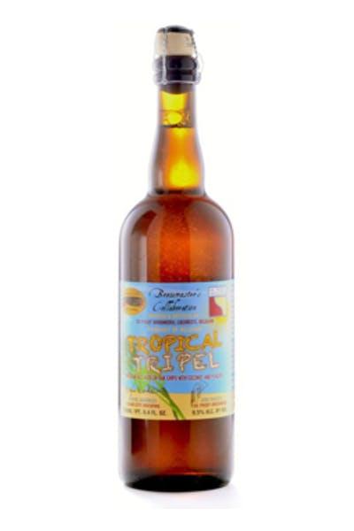 De Proefbrouwerij Tropical Tripel Oak Aged