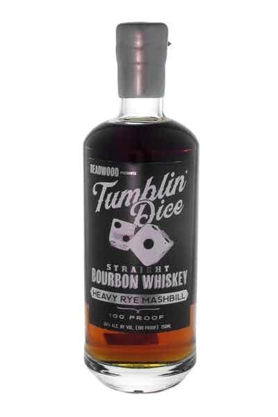 Deadwood Tumblin Dice 3 Year Bourbon