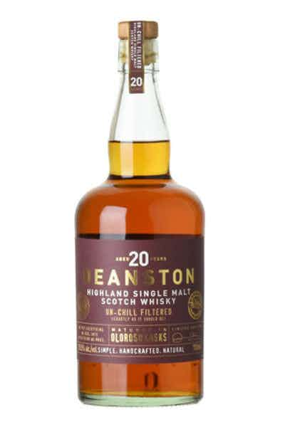Deanston 20 Years Matured In Oloroso Casks
