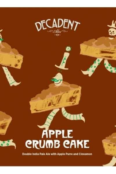 Decadent Apple Crumb Cake