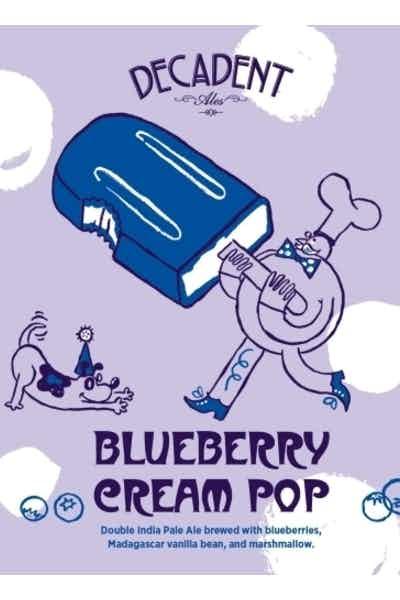 Decadent Blueberry Cream Pop IPA
