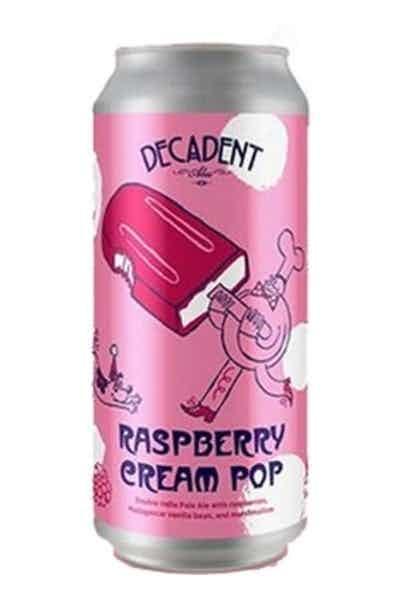 Decadent Raspberry Cream Pop IPA