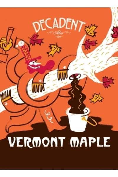 Decadent Ales Vermont Maple IPA