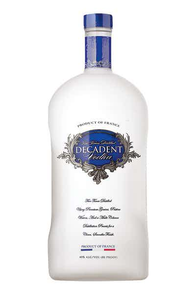 Decadent Vodka