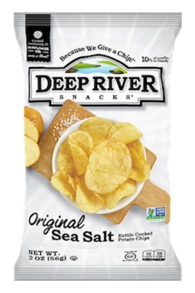 Deep River Original Potato Chips