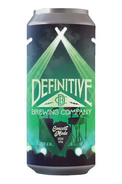 Definitive Concert Mode DDH IPA