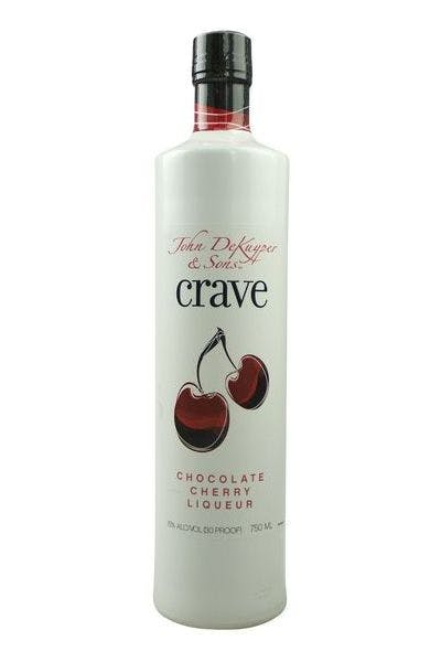 DeKuyper Crave Chocolate Cherry Liqueur