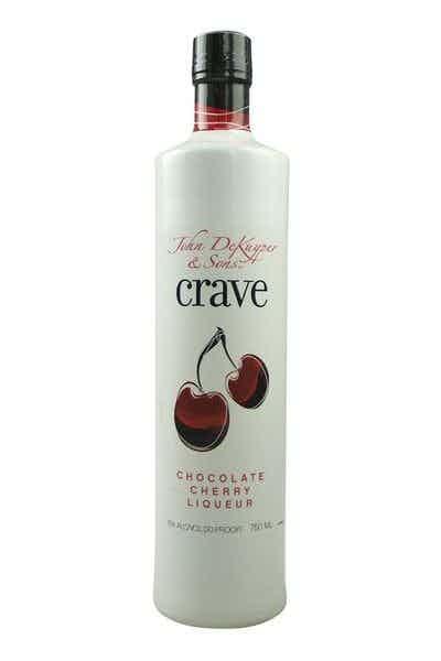 DeKuyper Crave Chocolate Cherry Liqueur