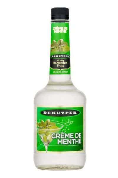 DeKuyper Creme de Menthe White Liqueur